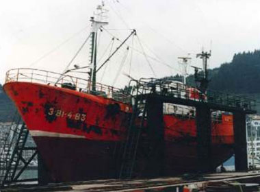 Lifting Vessels on Shore: Winches