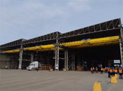 Project to assemble five 2x3.2t overhead cranes